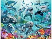 3D fototapeta Walltastic Moře 46498 | 305x244 cm Fototapety pro děti