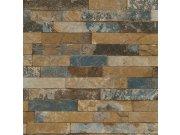 Tapety na zeď Factory 475104 imitace kamenné zdi, rozměry 0,53 x 10,05 m Tapety Rasch - Tapety Factory