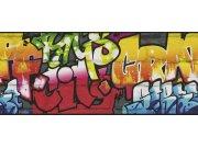 Bordury Kids & Teens graffiti 237900 Tapety Rasch - Tapety Kids & Teens