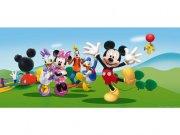 Vliesová fototapeta Mickey Mouse FTDNH-5343 | 202x90 cm Fototapety pro děti