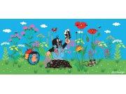 Fototapeta AG Krtek a kalhotky FTNH-2733 | 202x90 cm Fototapety pro děti