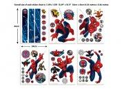 Samolepicí dekorace Walltastic Spiderman 43145 Dětské samolepky na zeď