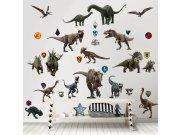 Samolepicí dekorace Walltastic Jurský park 45712 Dětské samolepky na zeď