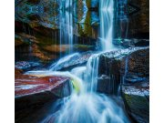 Foto závěs Waterfall big FCSXXL-7400, 280 x 245 cm Závěsy