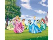Foto závěsy Princezny na zahradě FCSXL-4322, 180 x 160 cm Závěsy