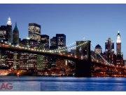 Fototapeta AG Brooklynský most FTS-0107 | 360x254 cm Fototapety na zeď