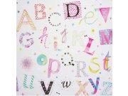 Duplex papírové dětské tapety na zeď 72810129, rozměry 0,53 x 10,05 m Dětské tapety - Tapety Camengo - Tapety Summer Camp