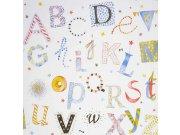 Duplex papírové dětské tapety na zeď 72810435, rozměry 0,53 x 10,05 m Dětské tapety - Tapety Camengo - Tapety Summer Camp