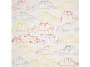 Duplex papírové dětské tapety na zeď 72830243, rozměry 0,53 x 10,05 m Dětské tapety - Tapety Camengo - Tapety Summer Camp