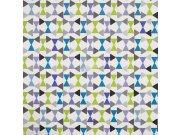 Duplex papírové dětské tapety na zeď 72850149, rozměry 0,53 x 10,05 m Dětské tapety - Tapety Camengo - Tapety Summer Camp