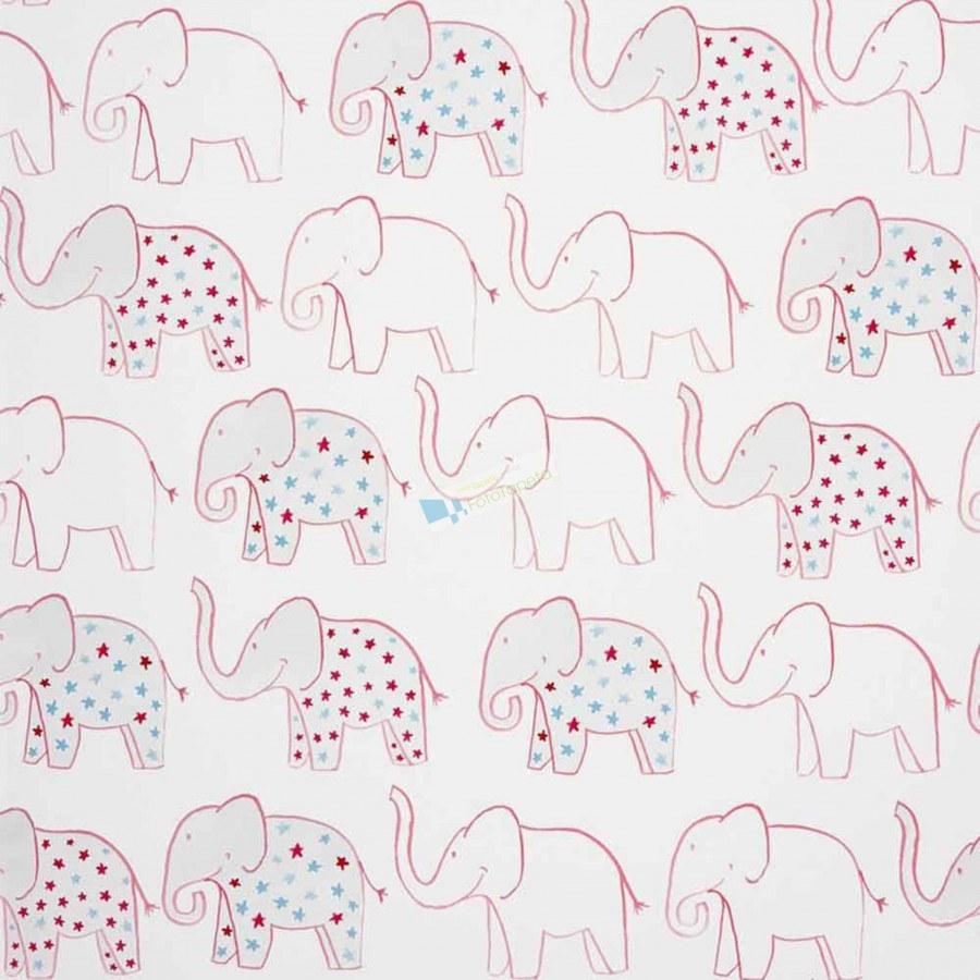 Duplex papírové dětské tapety na zeď 72870161, rozměry 0,53 x 10,05 m - Výprodej