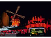 Fototapeta AG Moulin Rouge FTNXXL-0444 | 330x255 cm | 330x255 cm Fototapety vliesové - Vliesové fototapety AG