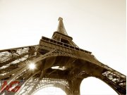 Fototapeta AG Eiffelova věž FTS-0172 | 360x254 cm Fototapety skladem