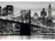 Fototapeta AG Brooklynský most FTS-0199 | 360x254 cm Fototapety na zeď