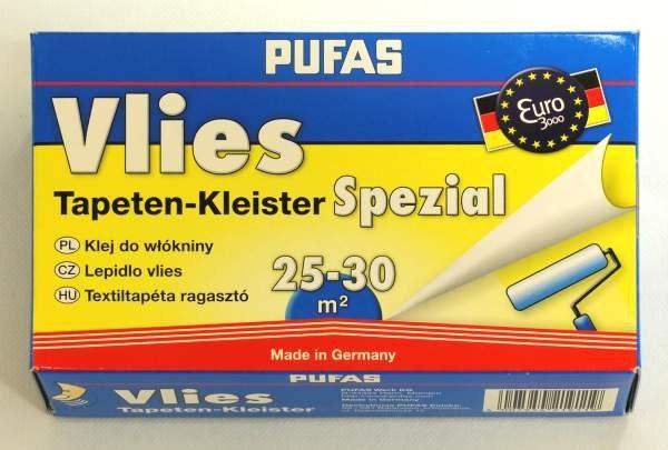 Lepidlo Pufas Euro 3000 na lepení vliesových tapet, 200 g - Lepidla na Vlies